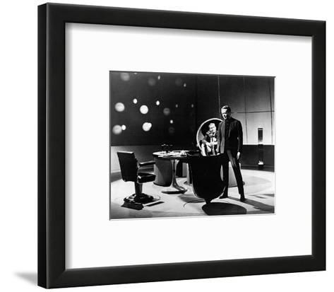 The Prisoner--Framed Art Print