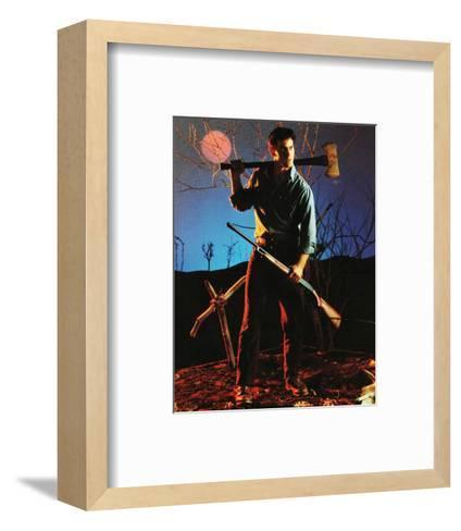 The Evil Dead--Framed Art Print