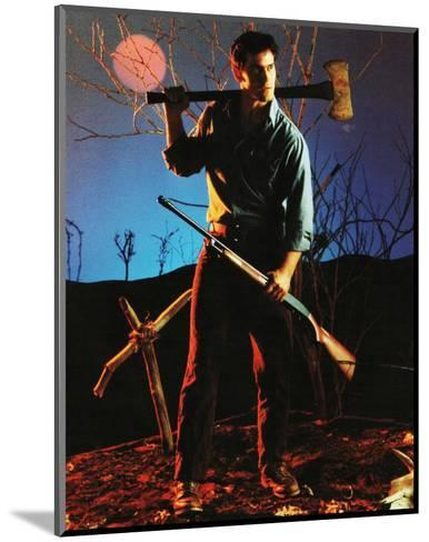 The Evil Dead--Mounted Photo