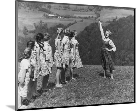 The Sound of Music--Mounted Photo