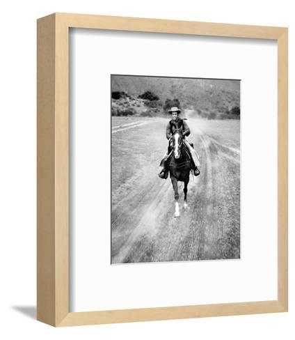 Bonanza--Framed Art Print