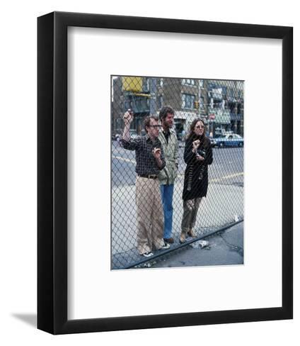 Annie Hall--Framed Art Print