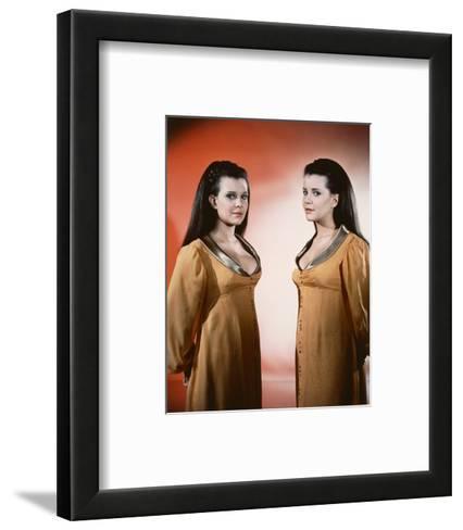 Twins of Evil--Framed Art Print