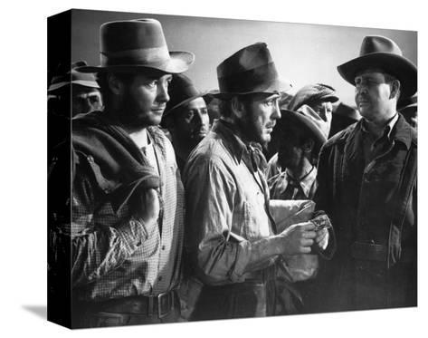 The Treasure of the Sierra Madre--Stretched Canvas Print