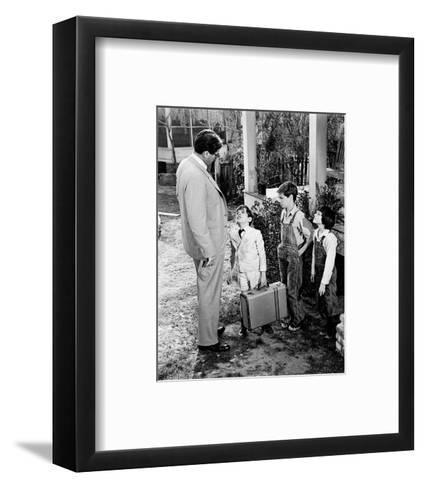 To Kill a Mockingbird--Framed Art Print