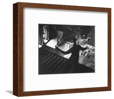 To Catch a Thief--Framed Art Print
