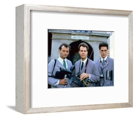Ghostbusters--Framed Art Print