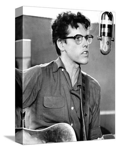 The Buddy Holly Story--Stretched Canvas Print