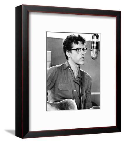 The Buddy Holly Story--Framed Art Print