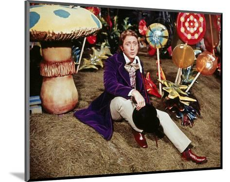Willy Wonka & the Chocolate Factory--Mounted Photo