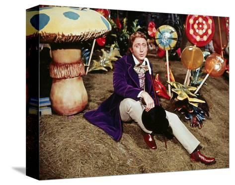 Willy Wonka & the Chocolate Factory--Stretched Canvas Print