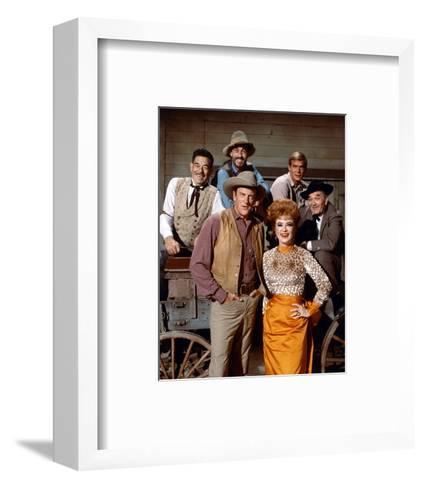 Gunsmoke--Framed Art Print
