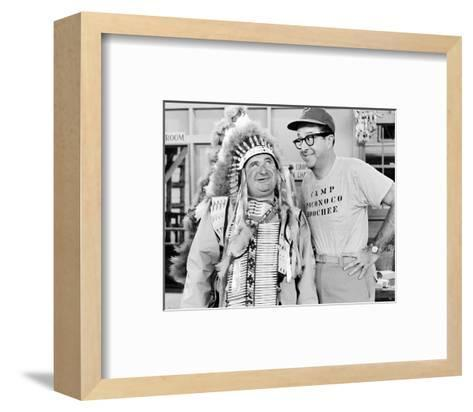 The Phil Silvers Show--Framed Art Print