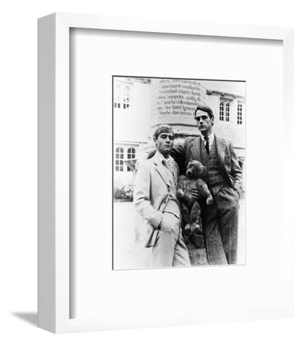 Brideshead Revisited--Framed Art Print