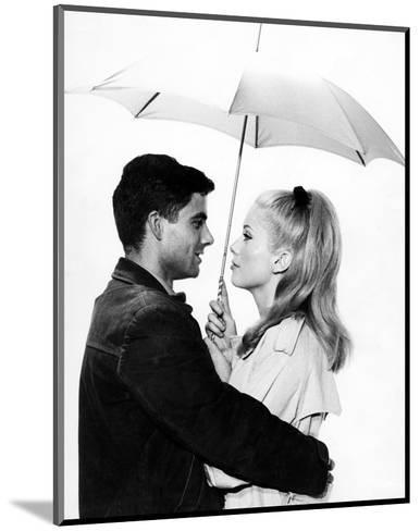The Umbrellas of Cherbourg, 1964--Mounted Photo