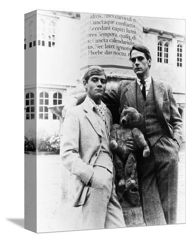 Brideshead Revisited--Stretched Canvas Print