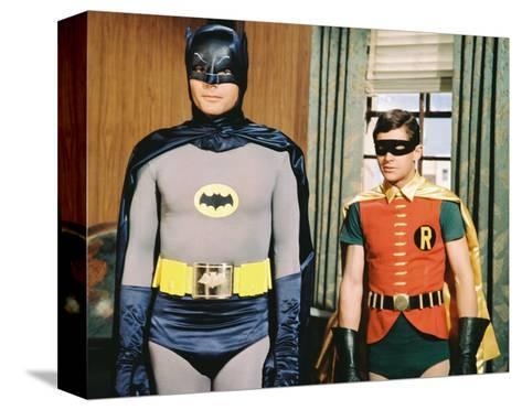 Batman--Stretched Canvas Print
