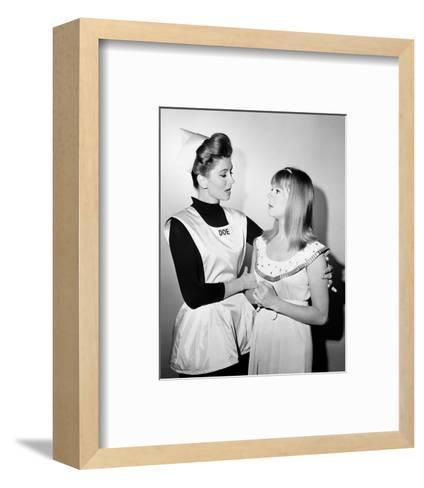 The Twilight Zone--Framed Art Print