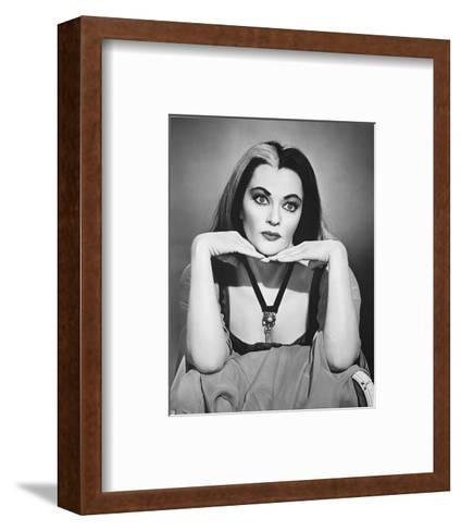 The Munsters--Framed Art Print