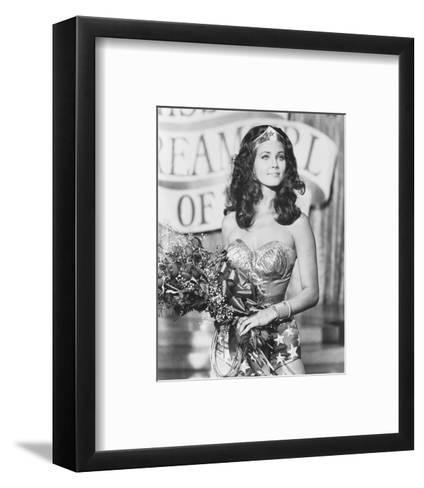 Wonder Woman--Framed Art Print