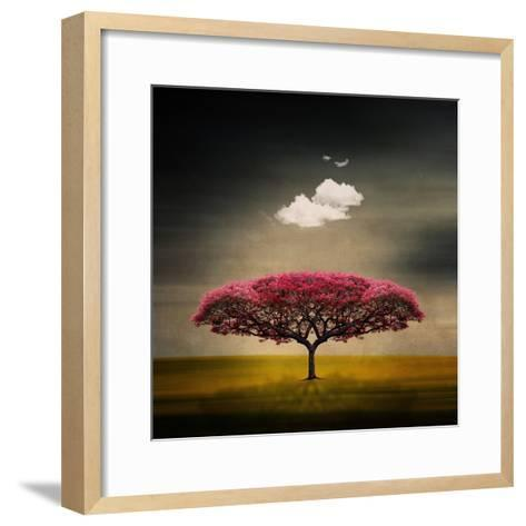 Medusa Cloud-Philippe Sainte-Laudy-Framed Art Print