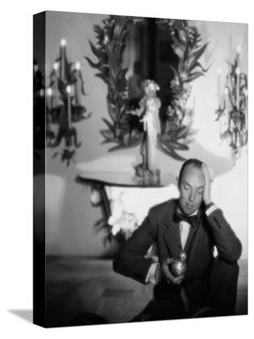 House & Garden - October 1947-George Platt Lynes-Stretched Canvas Print