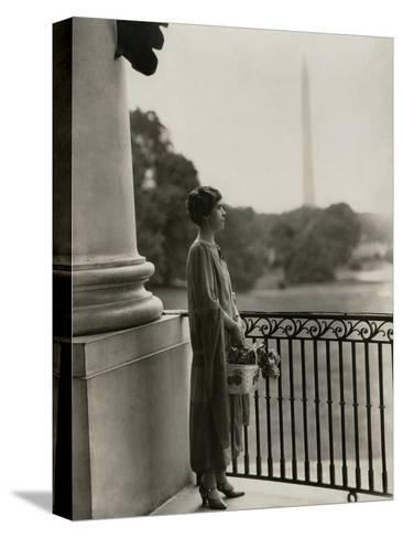 Vanity Fair - November 1928-Nickolas Muray-Stretched Canvas Print