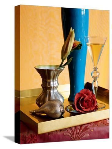 House & Garden - September 2003-Beatriz Da Costa-Stretched Canvas Print