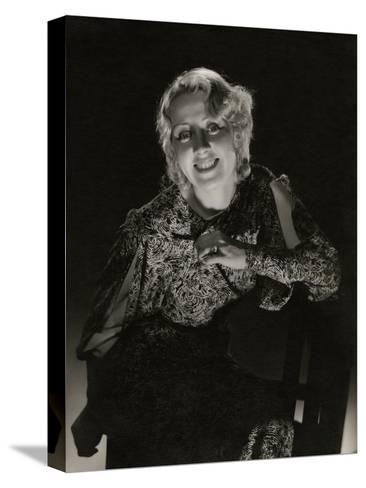 Vanity Fair - May 1933-Edward Steichen-Stretched Canvas Print