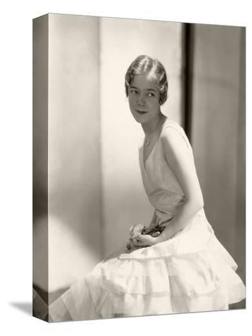 Vanity Fair - August 1929-Edward Steichen-Stretched Canvas Print