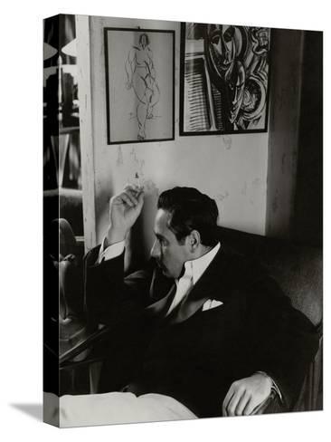 Vanity Fair - March 1932-Edward Steichen-Stretched Canvas Print