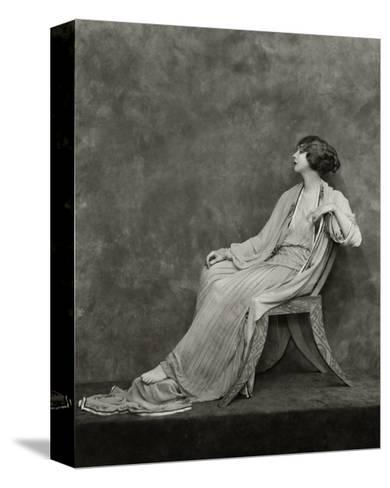Vanity Fair-Nickolas Muray-Stretched Canvas Print