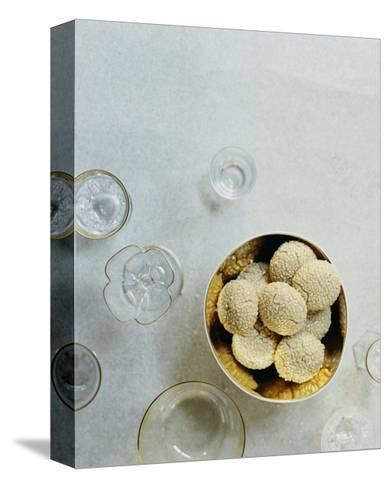 Gourmet - December 2006-Romulo Yanes-Stretched Canvas Print