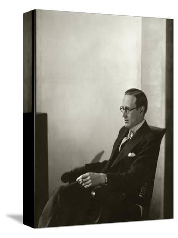 Vanity Fair - April 1932-Edward Steichen-Stretched Canvas Print
