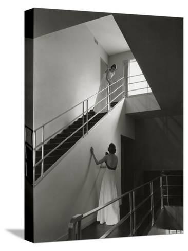 Vogue - May 1935-Edward Steichen-Stretched Canvas Print
