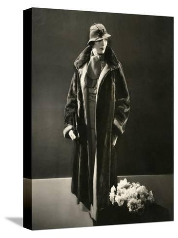 Vogue - August 1933-Edward Steichen-Stretched Canvas Print