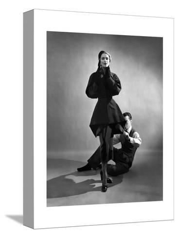 Vogue-Cecil Beaton-Stretched Canvas Print