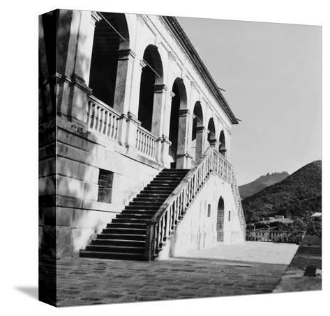 The Villla Dei Vescovi--Stretched Canvas Print