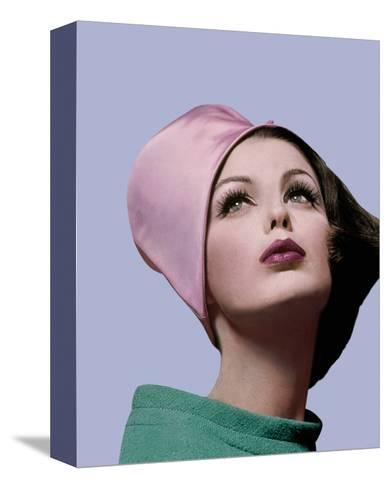 Vogue - March 1962-Bert Stern-Stretched Canvas Print