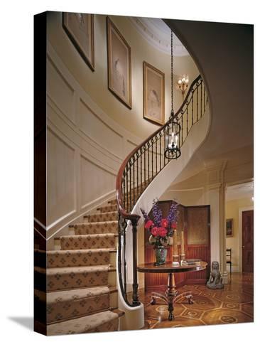 Architectural Digest-Johansen Krause-Stretched Canvas Print