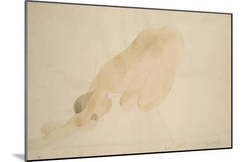 Sunset-Auguste Rodin-Mounted Giclee Print