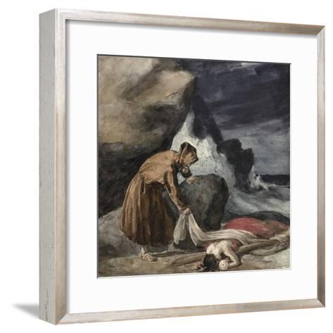 The Tempest, C.1821-23-Theodore Gericault-Framed Art Print