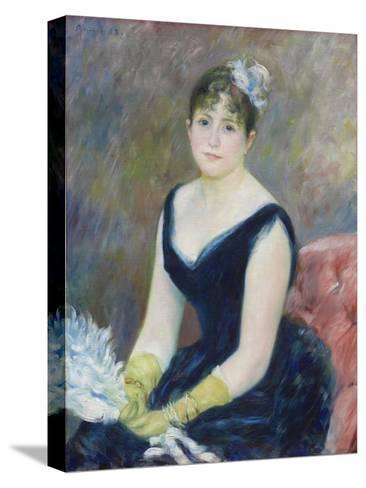 Madame L?on Clapisson, 1883-Pierre-Auguste Renoir-Stretched Canvas Print