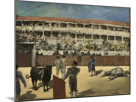 Bullfight, 1865-66-Edouard Manet-Mounted Giclee Print