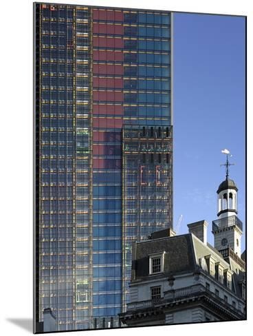 The Leadenhall Building,The City of London-Richard Bryant-Mounted Photographic Print
