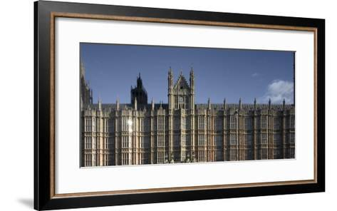 Houses of Parliament, Westminster, Westminster, London-Richard Bryant-Framed Art Print