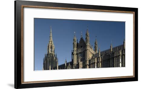 Houses of Parliament, Westminster, Westminster, London-Richard Bryant-Framed Art Print