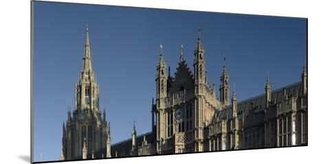 Houses of Parliament, Westminster, Westminster, London-Richard Bryant-Mounted Photographic Print