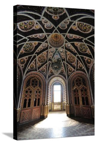 Palace of Sammezzano, Florence-ClickAlps-Stretched Canvas Print