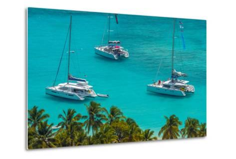 Caribbean, British Virgin Islands, Jost Van Dyke, White Bay-Alan Copson-Metal Print
